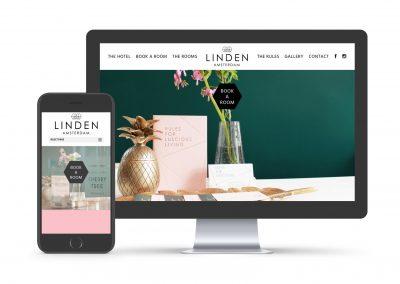 Branding – LINDEN Hotel Amsterdam part II