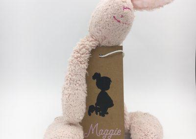 Geboortekaartje Maggie