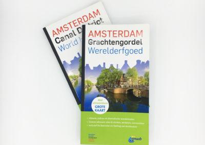 Amsterdam Grachtengordel Werelderfgoed ANWB
