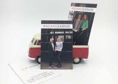 Branding Madame Garage